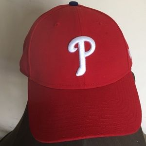 Phillies New Era 9Forty Red Cap